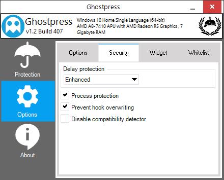"""Ghostpress """"width ="""" 440 """"height ="""" 355 """"srcset ="""" http://newsblog.pl/wp-content/uploads/2019/09/1568187328_493_Najlepsze-darmowe-oprogramowanie-anty-hakerskie-dla-systemu-Windows-10.png 440w, https: // thewindowsclub-thewindowsclubco.netdna-ssl.com/wp-content/uploads/2017/02/Ghostpress-Security-150x121.png 150w, https://thewindowsclub-thewindowsclubco.netdna-ssl.com/wp-content/uploads/2017 /02/Ghostpress-Security-400x323.png 400w """"rozmiary ="""" (maksymalna szerokość: 440px) 100vw, 440px """"/></p><p>Keylogging to stara technika wykorzystywana przez oprogramowanie do przechwytywania wszystkich naciśnięć klawiszy, a następnie ustawiania ich w celu ustalenia nazwy użytkownika, hasła, danych karty kredytowej i tak dalej. Z tego powodu wiele witryn internetowych, w tym banki, oferuje wirtualną klawiaturę do omijania takiego oprogramowania.</p><p>Ghostpress to jedno z bezpłatnych programów anty-keylogger, które ukrywa i manipuluje wszystkimi naciśnięciami klawiszy na poziomie miłości, aby oprogramowanie nie mogło uzyskać poprawnych danych. Zawiera środek bezpieczeństwa, który zapobiega jakimkolwiek atakom. Aby mieć pewność, że oprogramowanie nie zostanie zabite w tle, oferuje to <em>Ochrona procesu</em> aby nikt oprócz administratora nie mógł zatrzymać procesu Ghostpress.</p><p>Możesz wybrać ochronę jednego konkretnego okna lub włączyć ochronę dla całego systemu. Zapewnia również ochronę przed opóźnieniami w stylu pisania podszywającego się.</p><p><strong>Czytać</strong>: Wskazówki, jak chronić hakerów przed komputerem z systemem Windows.</p><h3>3) Oprogramowanie antywirusowe</h3><p><img class="""