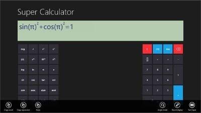 Super kalkulator