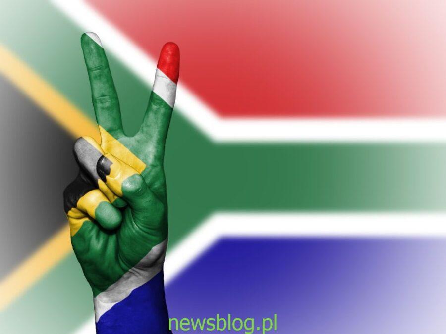 Najlepsza sieć VPN dla Republiki Południowej Afryki 1 - Flaga pokoju