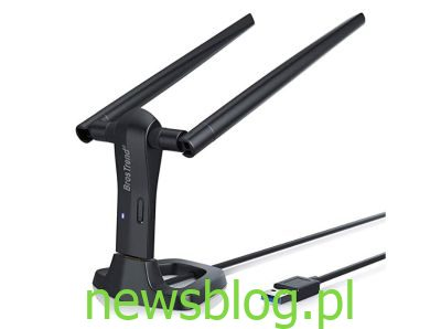 Adapter USB WiFi BrosTrend 1200 Mb / s