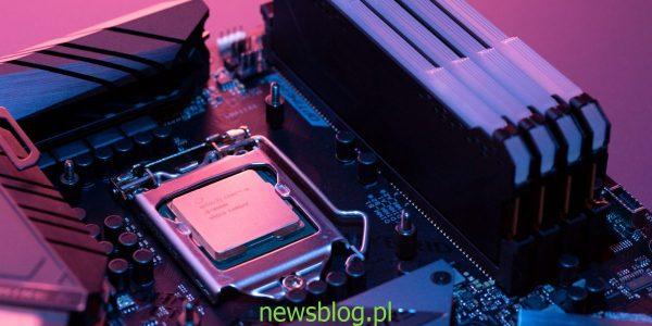 Dławienie procesora