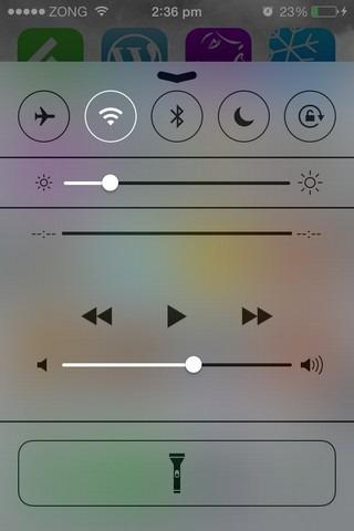 GuestMode iOS CC