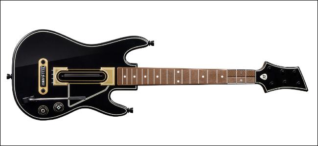 kontroler bohatera gitary