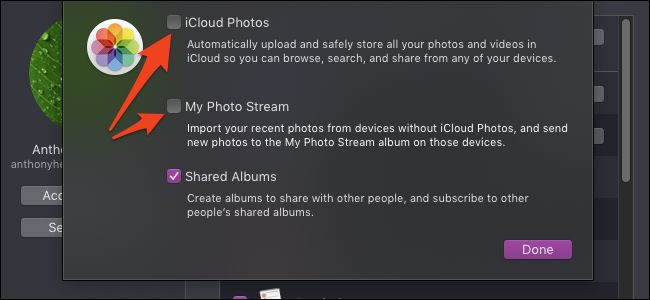 Zdjęcia iCloud