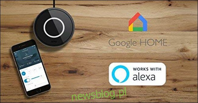 Inteligentny most Bond dla Google Home i Alexa.