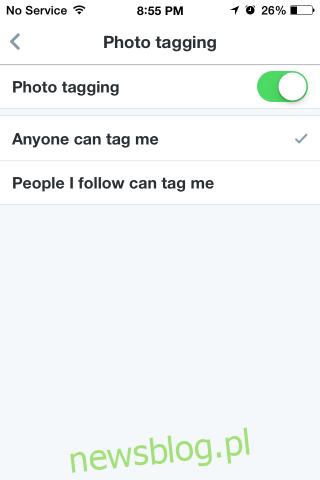 tagowanie zdjęć