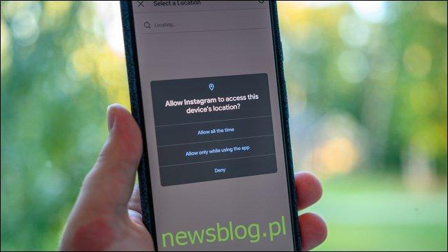 Android 10 Nowa kontrola uprawnień