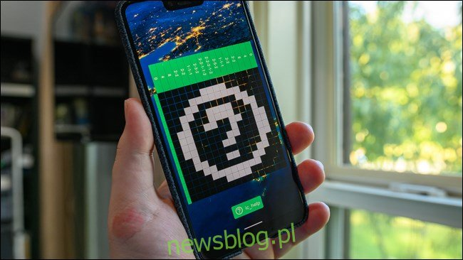 Android 10 Easter Egg Game