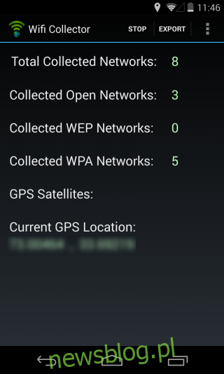 Wifi Collector_Scan