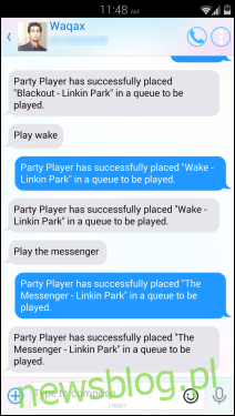 Party Player_Found