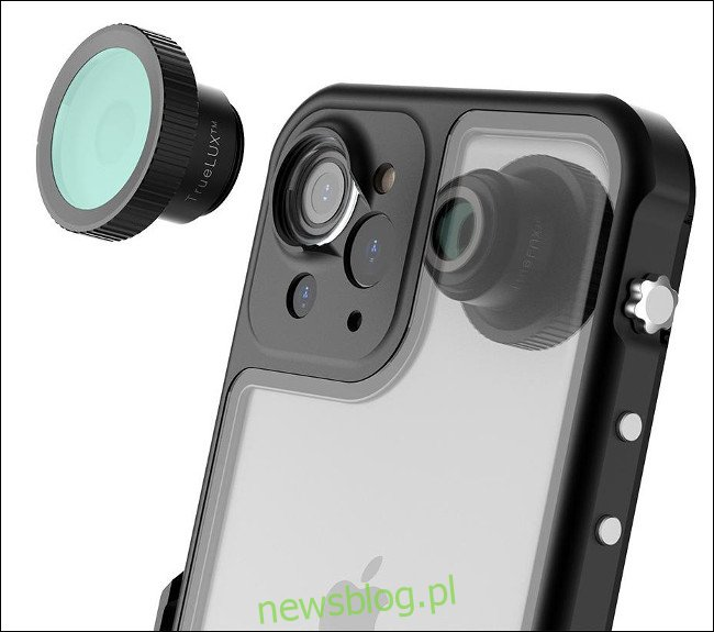 Wodoodporne etui fotograficzne Hitcase PRO na iPhone'a