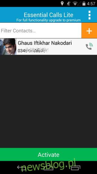 Kontakt Essential Calls