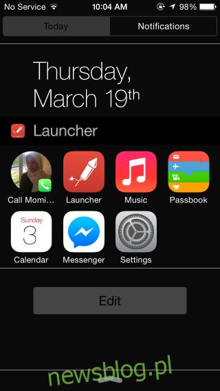 Launcher_widget