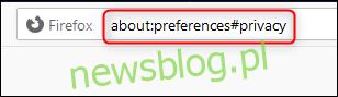 URL prywatności