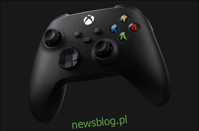 Kontroler Xbox Series X.