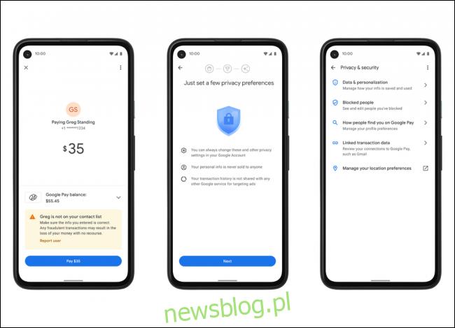 Google Pay Privacy