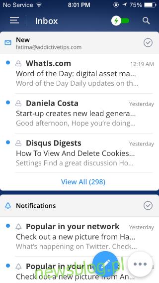 Spark_smart_inbox