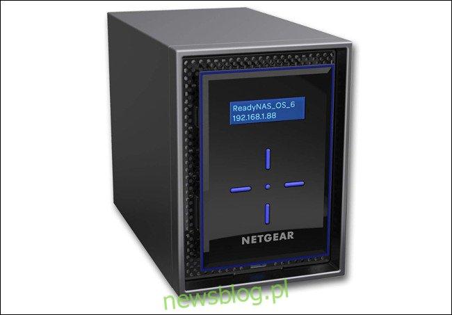 Dysk sieciowy Netgear ReadyNAS RN422