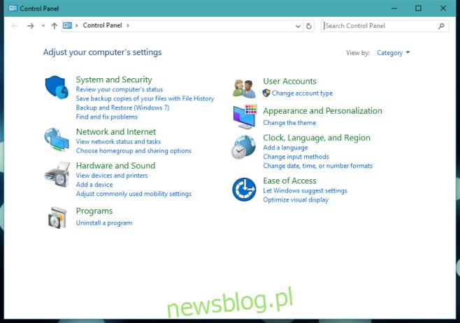 Jak zmienić kraj w aplikacji Windows Store