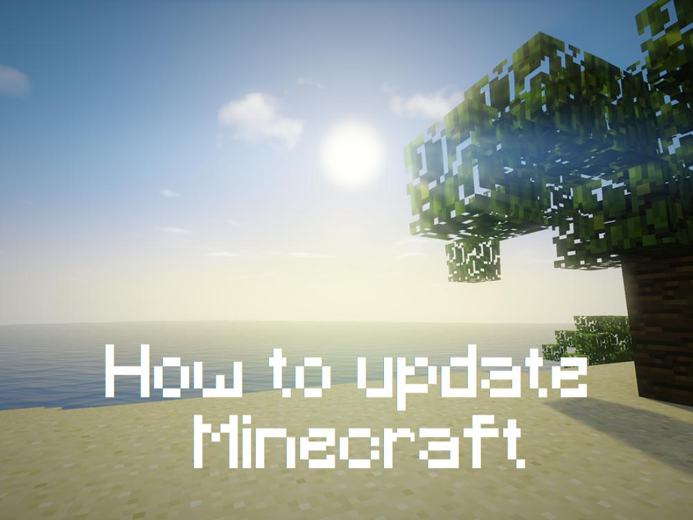Jak zaktualizować Minecraft Windows 10